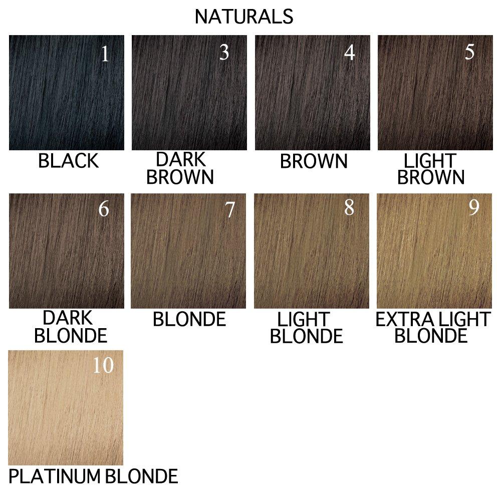 Mood naturals colour range