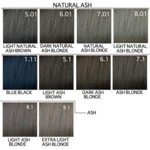 Mood Color Cream Ash