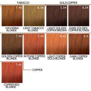 Mood Color Cream Copper