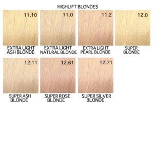 Mood Color Range Highlift Blonde