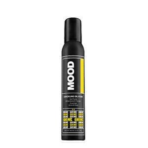 Mood Hair Styling Range Crackling Oil Foam