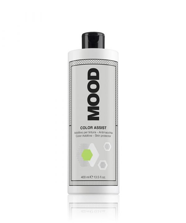 Colour assist bottle